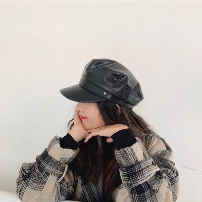Women's Beret Hat Autumn and Winter Retro Hat