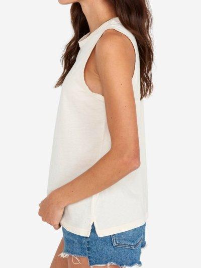 Women Casual Tops Tunic Tanks Vest