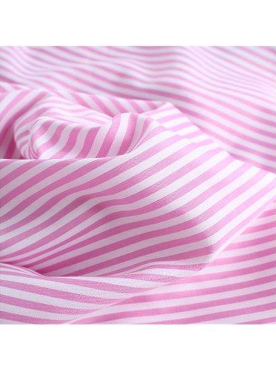 Women Casual Striped Tops Tunic Blouse Shirt