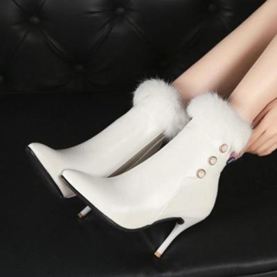 Pu Winter Boots