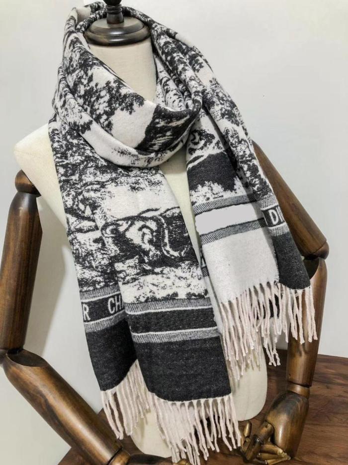 Fashion Ladies Cashmere Warm Winter Wraps Pashmina Scarf
