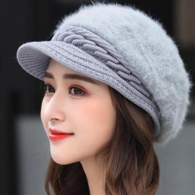 Women New Winter Wool Hat