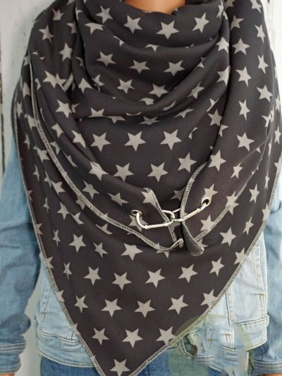 Flannel Casual Scarves & Shawls