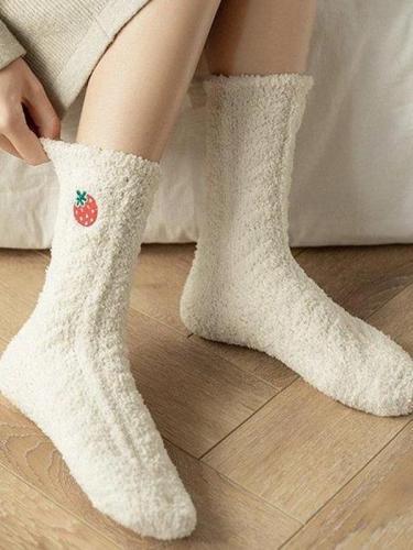 Ladies' Soft Warm Thick Socks