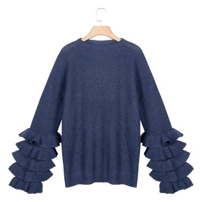 2020 New Winter Dresses Women O-Neck Solid Pullovers Plus Size Women Sweater Fashion Casual Girls Sweaters 2/3XL Knitted Sweater