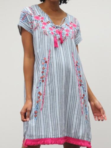 Casual Short Sleeve Dresses