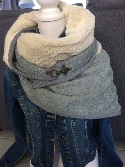 Casual Solid Cotton-Blend Scarves & Shawls