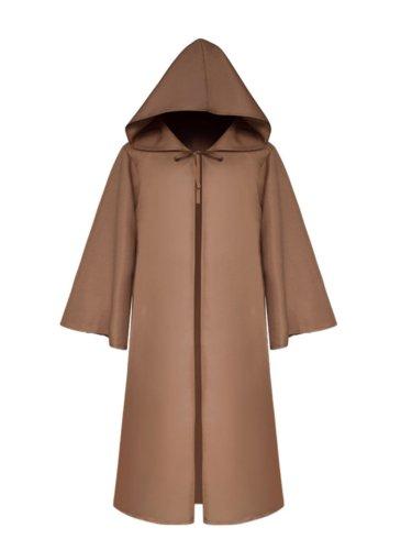 Halloween Solid 3/4 Sleeve Casual Plus Size Coats