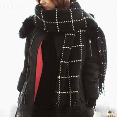 Fashion Warm Women Scarves Winter Cashmere Scarf