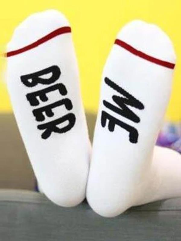 Casual Cotton Socks