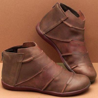 Flat Heel Spring/fall Boots