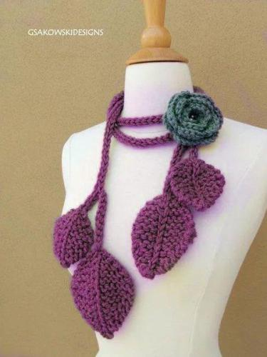Woven Scarves & Shawls