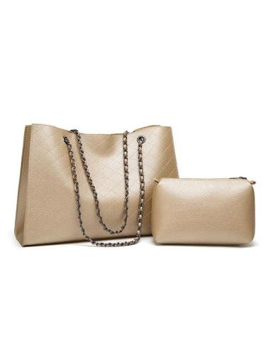 Bag - Women's Fashion Classic Dual-purpose Bag