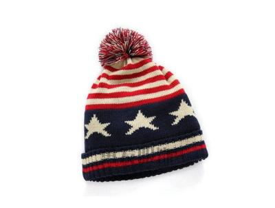 Warm And Comfortable Knitted Hat In Winter