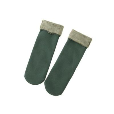 Cozy Faux Fur Socks