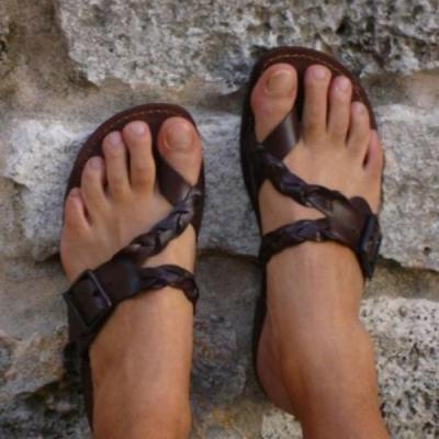 Comfort Flip Flops Fashion High Quality Flat Sandals