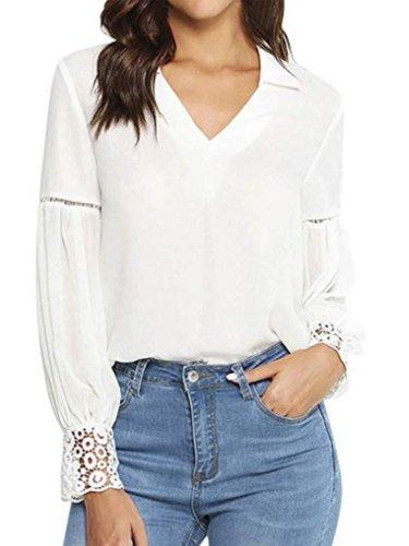 White Shirts & Tops