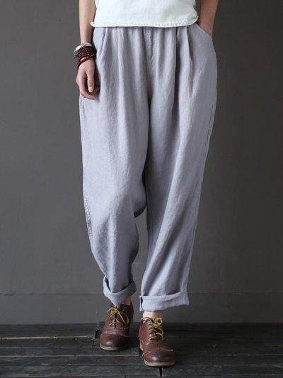 Pockets Pants