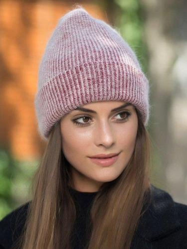 Knitted Casual Vintage Hat