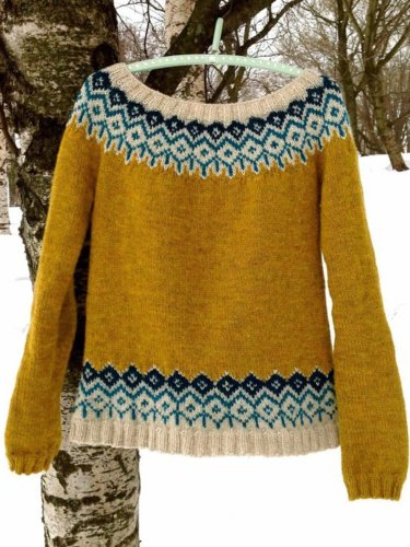 Tribal Vintage Women's Sweaters