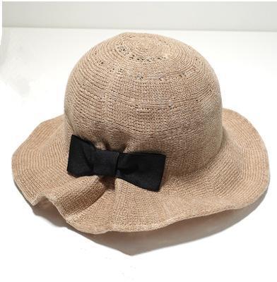 French Elegant Retro Dome Hat