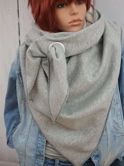 Cotton-blend Flannel Casual Scarves & Shawls