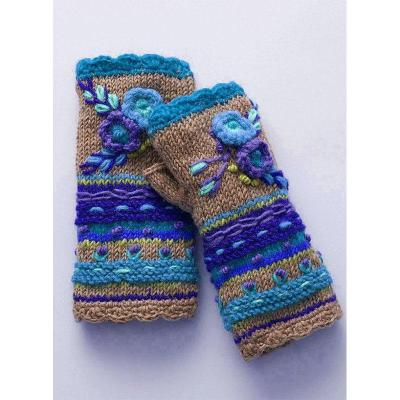 Winter Casual Knitted Gloves Handwarmers