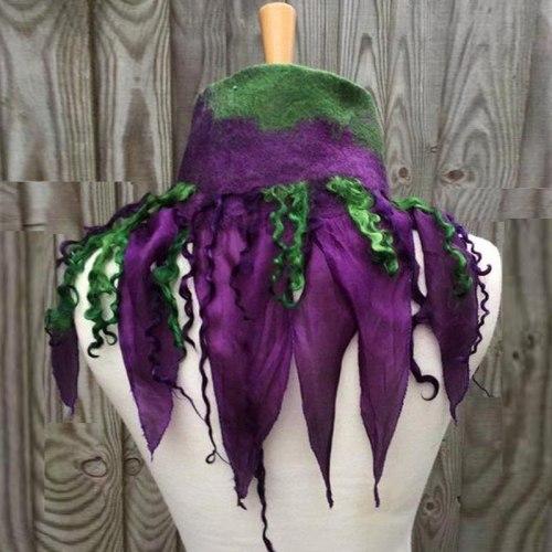 Fashion Women Scarf Vintage Leaf Print Design Button Soft Wrap Scarf Women Winter Warm Scarves Shawls Neck Scarf Christmas Scarf
