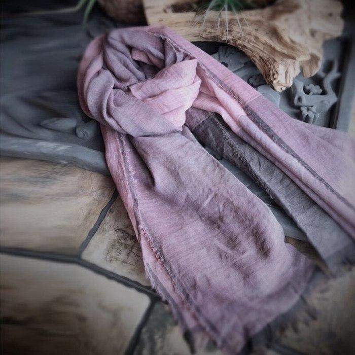 Women Scarfs New Cotton Brief Warm Shawl Female Vintage Women Clothing