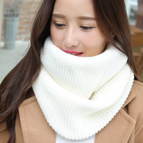 Winter Scarf Warm Scarves For Women Knitted  For Women