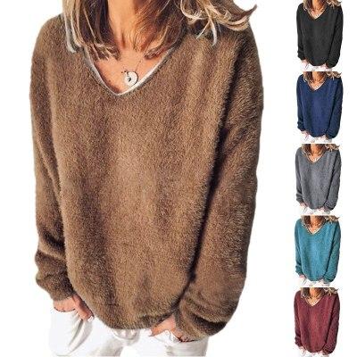 Female For Sleeves V-Winter Neck Regular