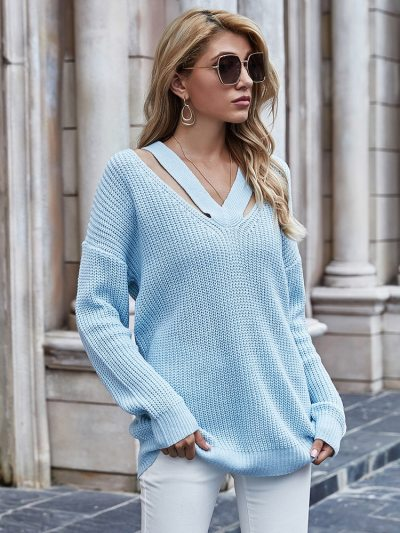 Casual Sweaters Boho Holiday Knitwear Sweater