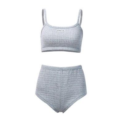 New Grey Oversize Jacket Women Cotton Pocket Warm Outerwear