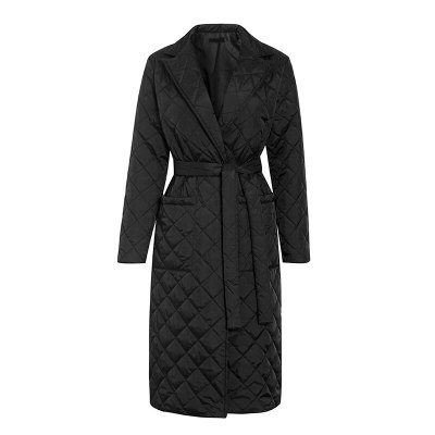 Winter Coat Women Style Long Straight Casual Warm Long Outerwear