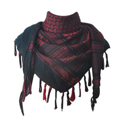 Scarf Cotton Winter Shawl Neck Warmer Cover Head Wrap