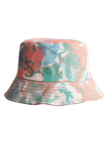 Tie-dye Cotton Double-sided Wearing Basin Bucket Hats