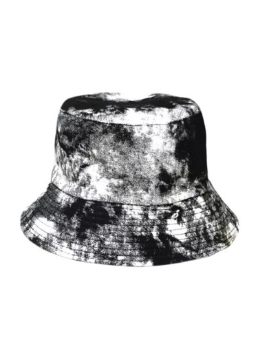 Fashion Fisherman Hat Tie Dye Bucket Hats Bucket Cap Vintage Printed Fishing Hat