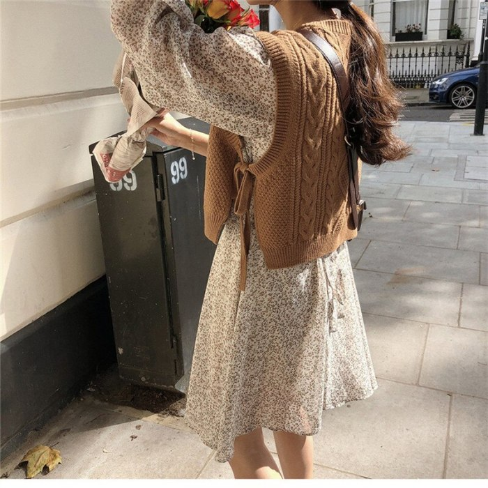 New o neck Pullover vest sweater Autumn Winter Knitted Sweaters vest