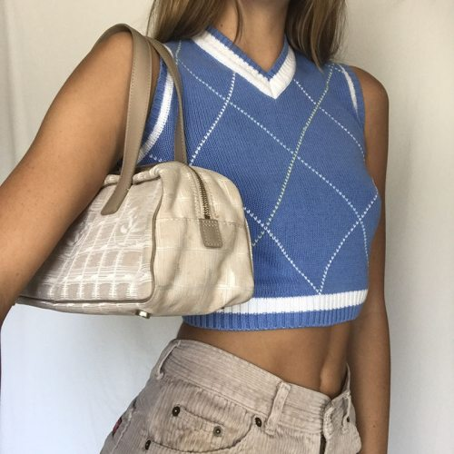 Top Sexy Fashion Knitting Tank Tops Sleeveless Casual Outerwear Sweater Vest