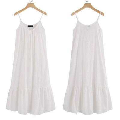 Bohemian Ruffle Dress Summer Casual Maxi Dresses
