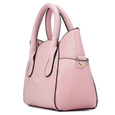 Women Shoulder Bag Cat Face Messenger Bags Totes Leather All-Match
