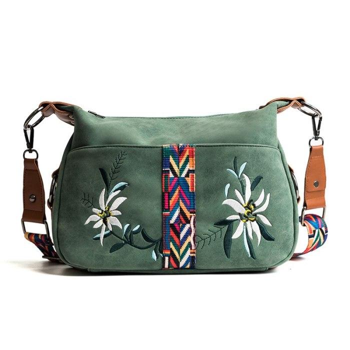 High Quality Abrasive Fabric Bag Fashion Female Messenger Bag Shoulder Bag Totes