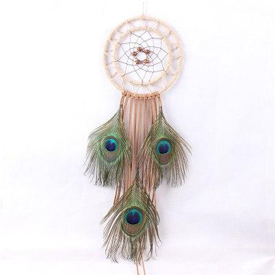 Vintage Retro Home Decor Dream Catchers Original Feather Crafts