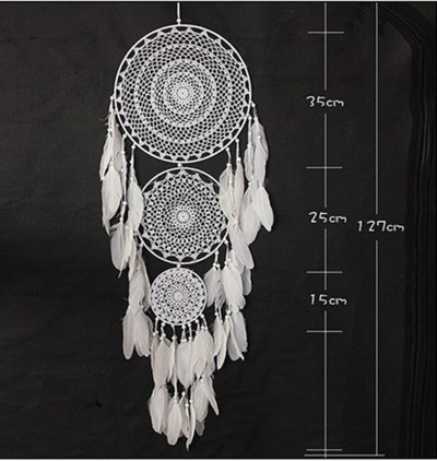 Home Decor Ornaments Hanging Dream Catchers Handmade New Year Decorations