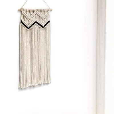 Macrame Woven Wall Hanging Tapestry Bohemian Home Decor