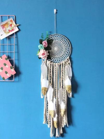 20cm Round Decorative Living Room Bedroom Wall Hanging Dream Catchers