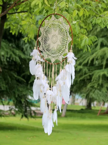 Outdoor Wedding Dream Catchers Handmade Living Bedroom Hanging Decor