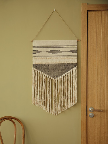 Boho Hanging Tapestry Vintage Fabric Macrame Decoration Home Wall Decor