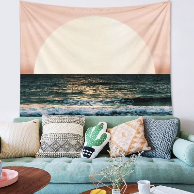 Tapestry Wall Hanging Decoration Blanket Home Fabric Hanging Painting Background Cloth