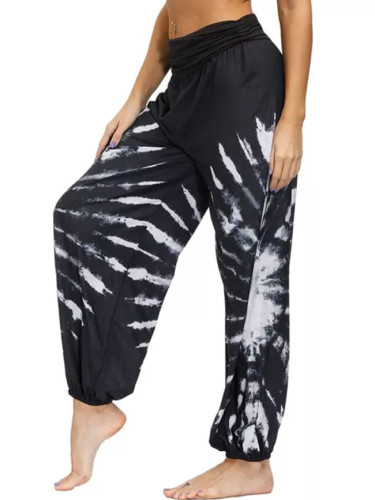 Bohemian Casual Gypsy Pants Baggy Boho Pants